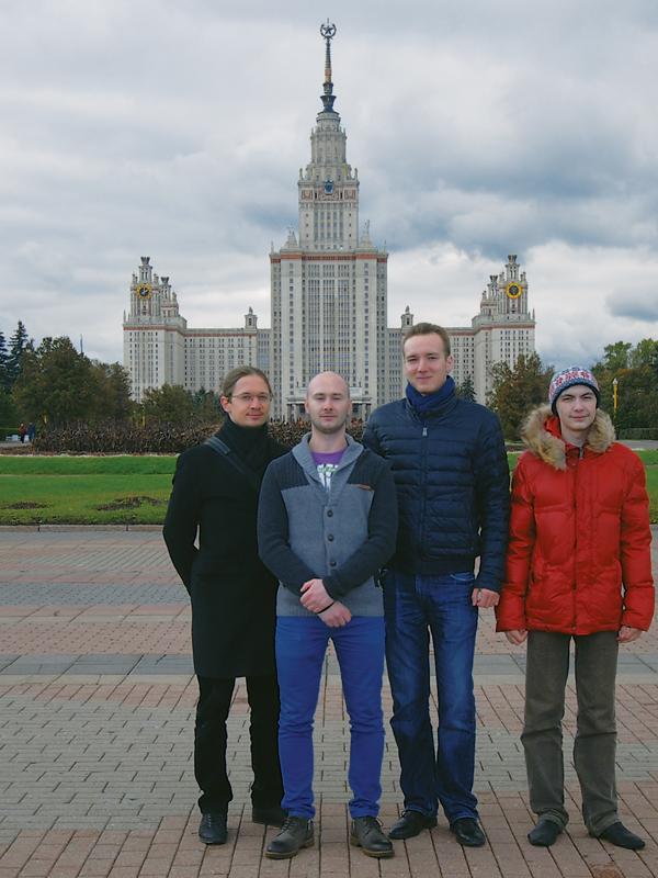 Приемная комиссия ВМК МГУ 2 16 | ВКонтакте